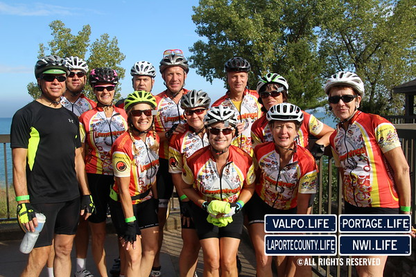 Visiting Nurse Association's Lorie's Lakeside Century 201^