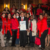 """The American Heart Assocation - """"Go Red"""" 2014"""