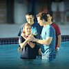 Second Baptist Cypress Baptism