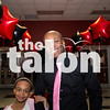 The Daddy-Daughter, hosted by STUCO and UNICEF, was a success at Argyle High School in Argyle, Texas. (Annabel Thorpe / The Talon News)