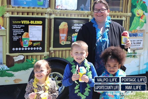 Kona Ice - Chill Out Day  at NorthShore Noon 2019