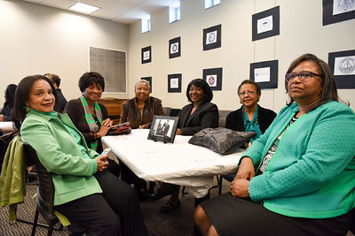 Elizabeth S. Randolph Community Room Rededication