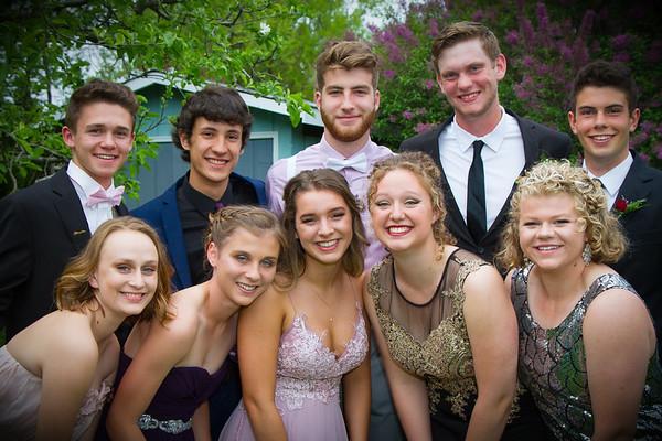 EHS Senior Prom 2018
