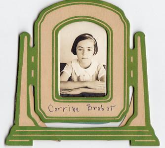 Corrine Brobst.