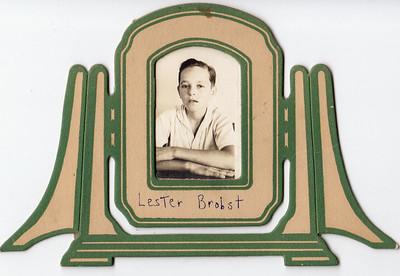 Lester Brobst.