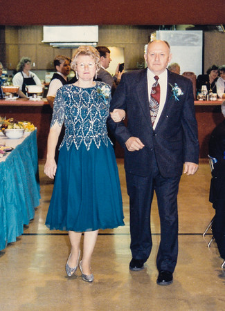 John M. and Marie M. (Schrack) Hill, Nov. 1996.