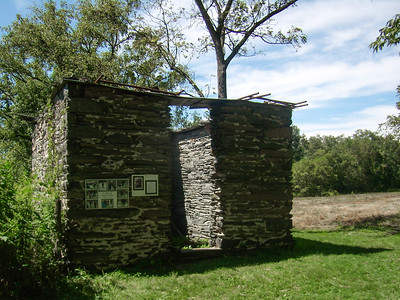 Dreibelbis Homestead; Ice house