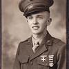 Harold Derr, age 19, (born Agu 6, 1924), in the Marines.