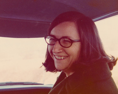 Mary (Hill) Grim, 1976.