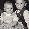 Beth Ann & Bart Wayne Hill, 1963.