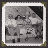 John & Melva (Brobst) Hill, and Elda (Adam) & Paul Grim.