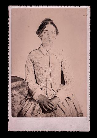 Gertrude (Strausser) Hill