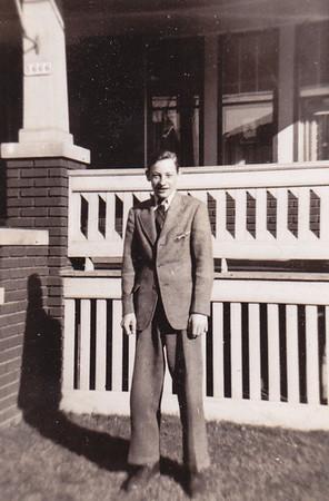 'Junior' Bechtel, 1944.  Who??