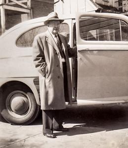 Howard Bechtel, 1943.