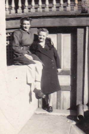 Ruth (Humma) Fisher with her mother Stella (Wien) Humma