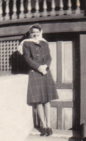 Ann Humma (later Huber), 523 Locust St., Reading, PA