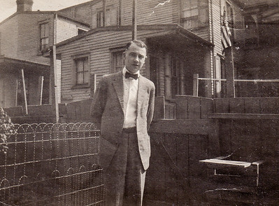 Henry Humma's brother; 'Uncle Bill' William Humma. Died in 40's, never married. Lived at 1036 or 1038 Green St. Reading, PA.