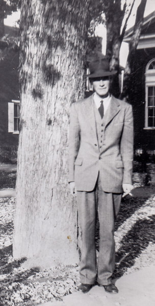 Henry Krick Humma, Autumn 1946.