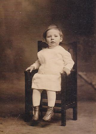Robert Humma, 1915