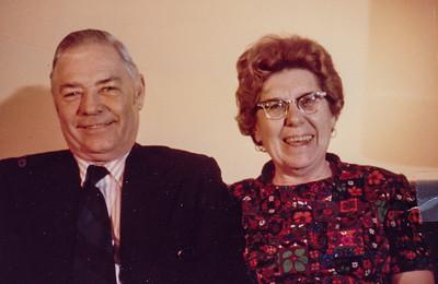 Robert and Dorothy Humma. (Dorothy died Oct 27, 1973.
