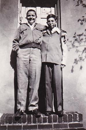 Ronald Humma and Donald Palms