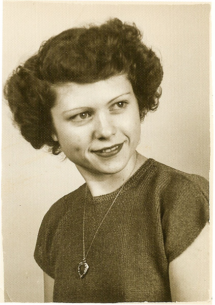 Marian Werner (later Humma).