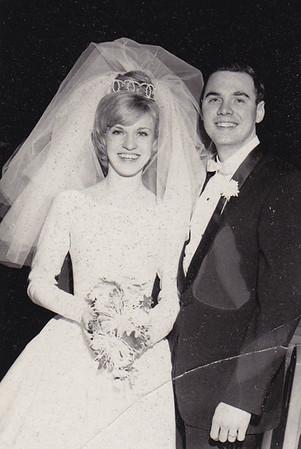 Gary Humma and Joan