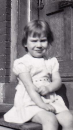 Sheila Humma, Oct 1949