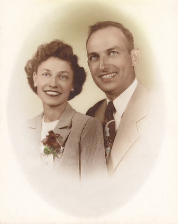 Verna (Humma) & Walter Johnston