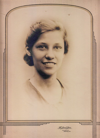Verna Grace Humma (later Johnston)