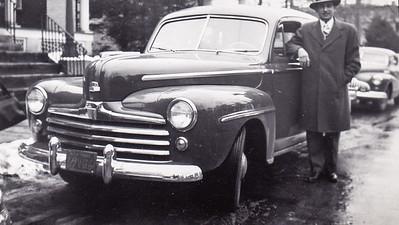 Walter Johnston, March 1949.