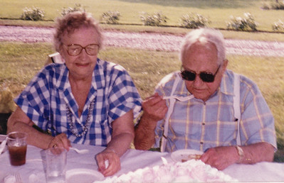 Sara & Stan Wein (Estella Humma's brother).