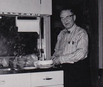 Clayton Wien, (died May 25, 1960).