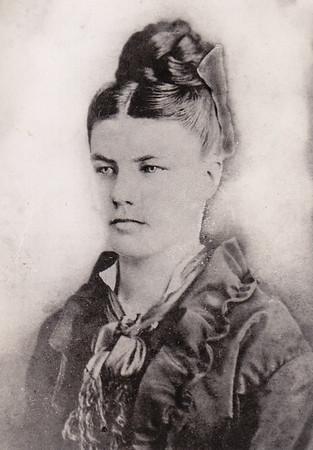 Louisa Hoffa (Hafer) Wien (Stella Humma's mother) 'Mammy Wien'