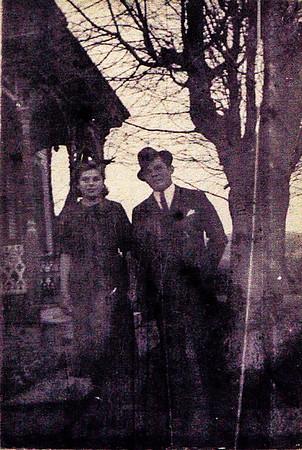Vera and Carl Naftzinger