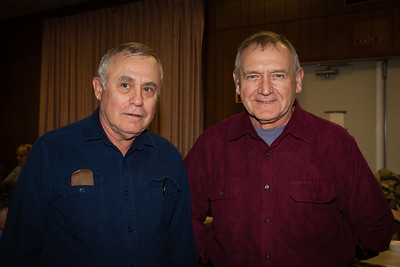 Elmer and Michael Schrack, sons of Wayne & Vera (Naftzinger) Schrack.