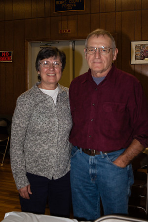 Michael and Kathy (Bechtel) Schrack. (Michael is son of Wayne & Vera (Naftzinger) Schrack).
