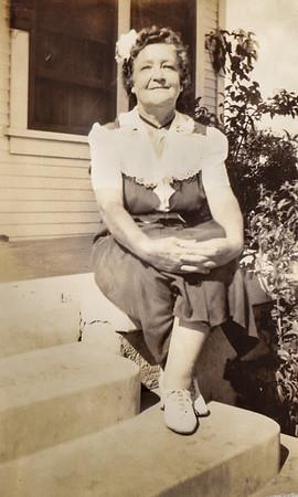 Pat's maternal grandmother - Estelle Margaret (Lanning) Mertens