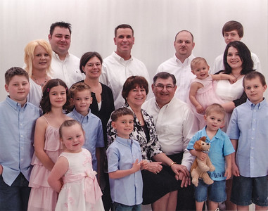 Scheffler family, 2009