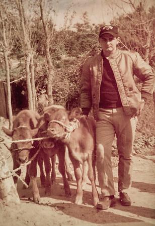 Ben, while stationed in Korea (June '68 - June '69).