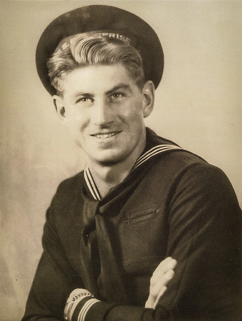 Cliff at about 19 years old.