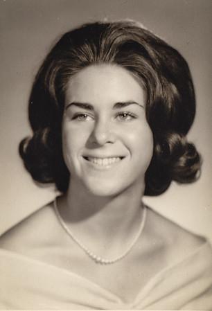 Pat's senior portrait.