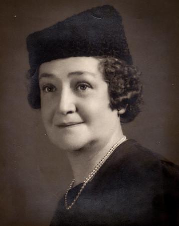 Estelle Margaret (Lanning) Mertens.