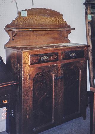 Katie L (Faust) Schrack' cupboard
