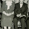 Charles & Katie Schrack, at their 50th anniversary party 1952. (Married Oct. 4, 1902)