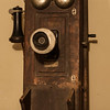 Charles and Katie's telephone that hung in their kitchen.