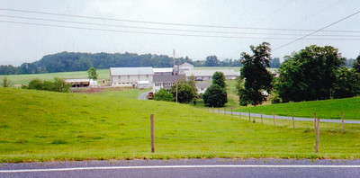 Katie was born here while her father Daniel Faust was a tennant farmer here. 67 New Schaefferstown Rd, Bernville.