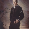 Larry Schrack, Norfolk, VA, 1961. Larry was in the Navy from July 1960 to Dec 1963.