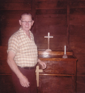 Leroy Schrack was very active in churches in Auburn and Summer Hill, PA.