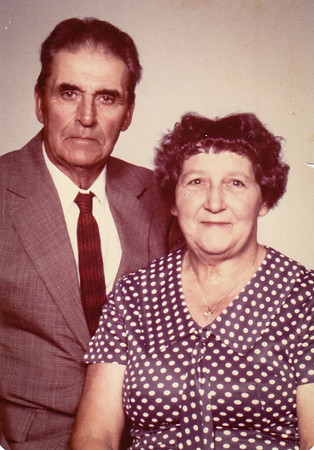 Roy and Mae (Troutman) Schrack.